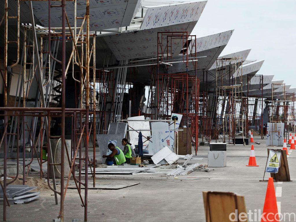 Tahap I Bandara Kediri Telan Rp 9,2 T