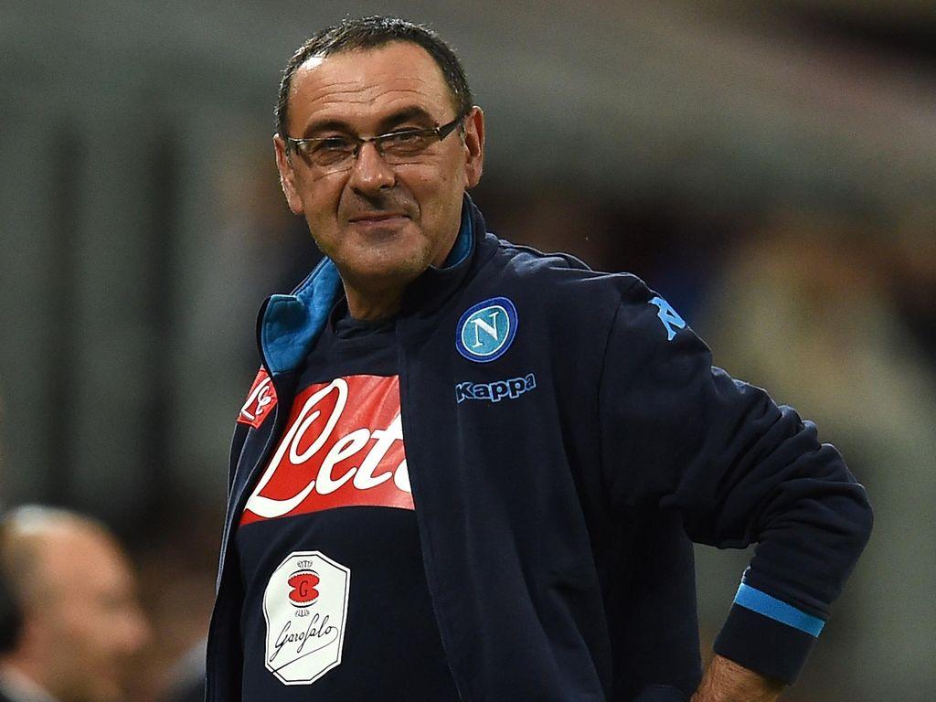 Presiden Napoli: Terima Kasih untuk Musim yang Hebat, Sarri!