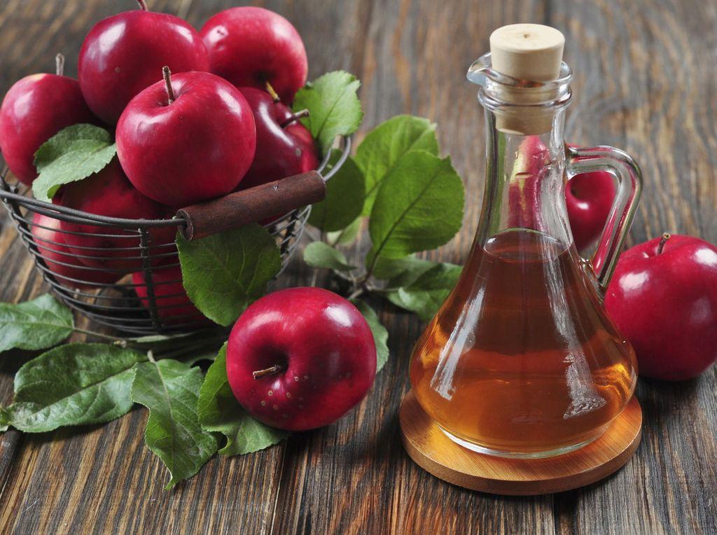 Kumur dengan Sari Cuka Apel di Pagi Hari Bisa Enyahkan Bau Mulut