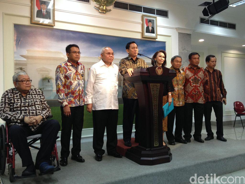 Presiden Jokowi Akan Lantik Komisioner Kompolnas Siang ini