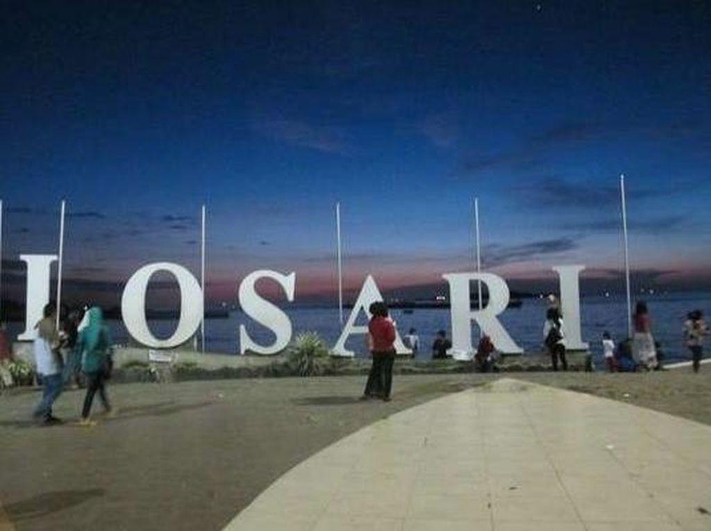 Preman Kerap Mabuk dan Bikin Onar di Pantai Losari Diangkut Polisi