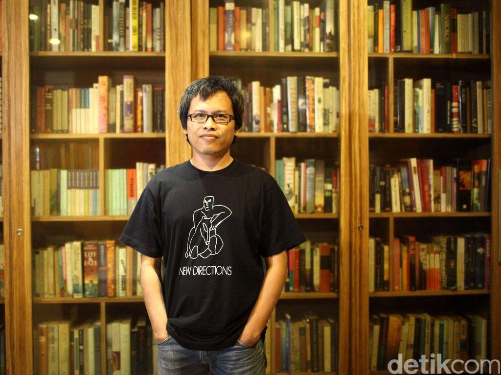 Eka Kurniawan Tak Menyangka Raih Penghargaan Prince Claus 2018