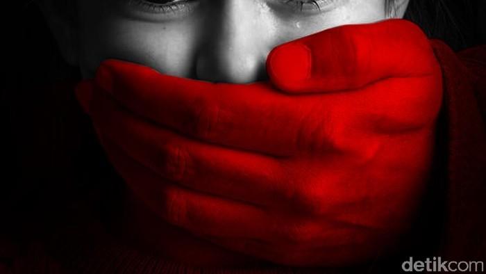Polisi Segera Tentukan Status Pria Pemerkosa Anak Angkat yang Direkam Istri