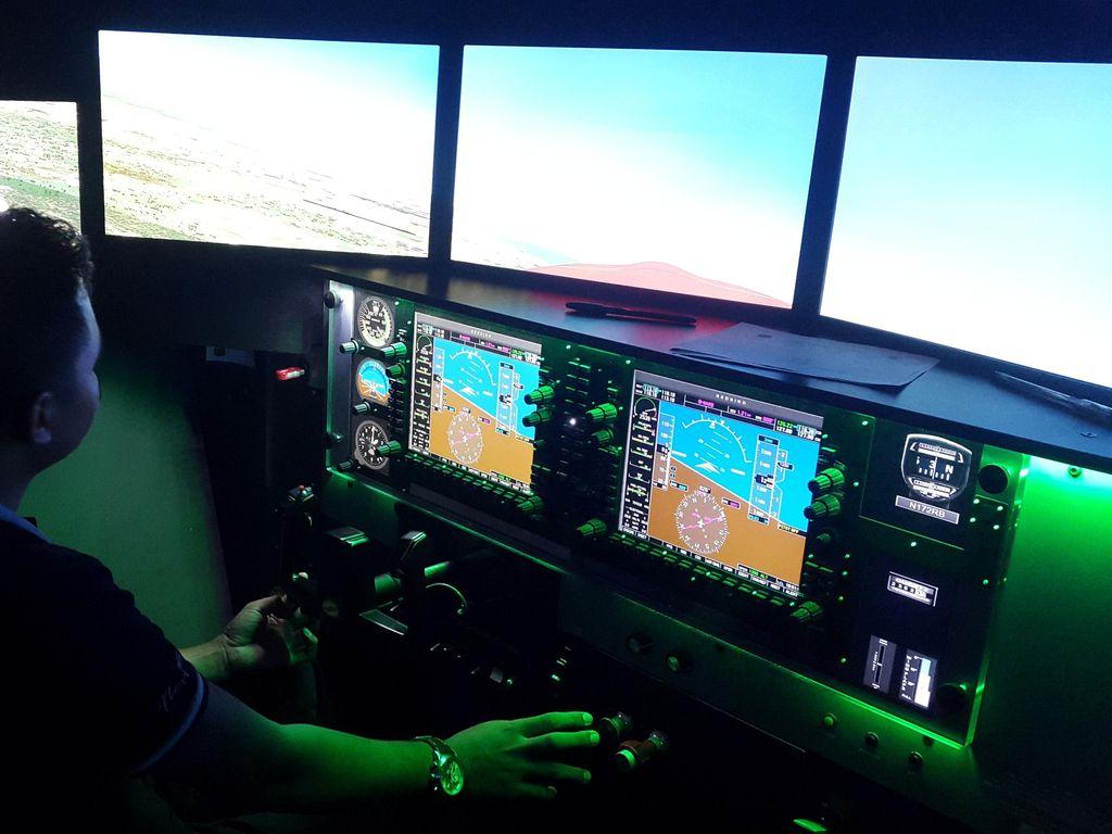 Ada Kabar Pilot RI Gagal Lulus Simulator Airbus, Ini Kata Kemenhub