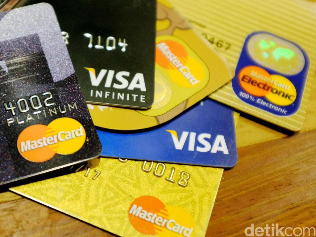 Tips Agar Tak Terlilit Kartu Kredit Usai Lebaran