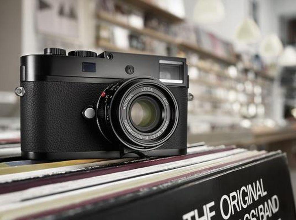 Kamera Digital Jadi Titik Balik Leica