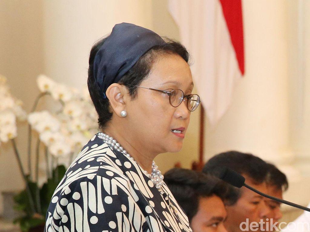 Menlu Siap Sampaikan Laporan HAM Indonesia ke Dewan HAM PBB