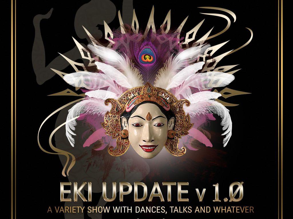 EKI Dance Company Gelar #EtnikKekinian