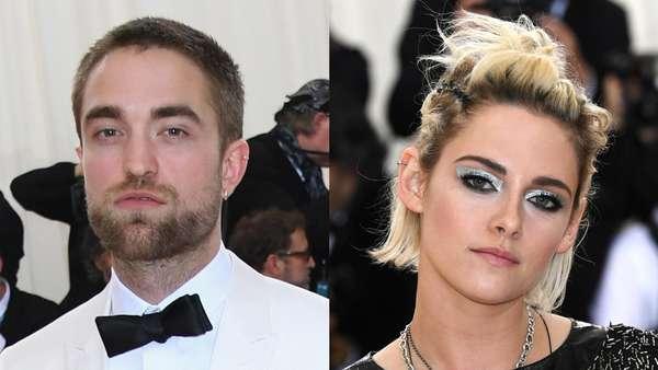 Robert Pattinson Gandeng Pacar, Kristen Stewart Tampil Sendiri di Met Gala