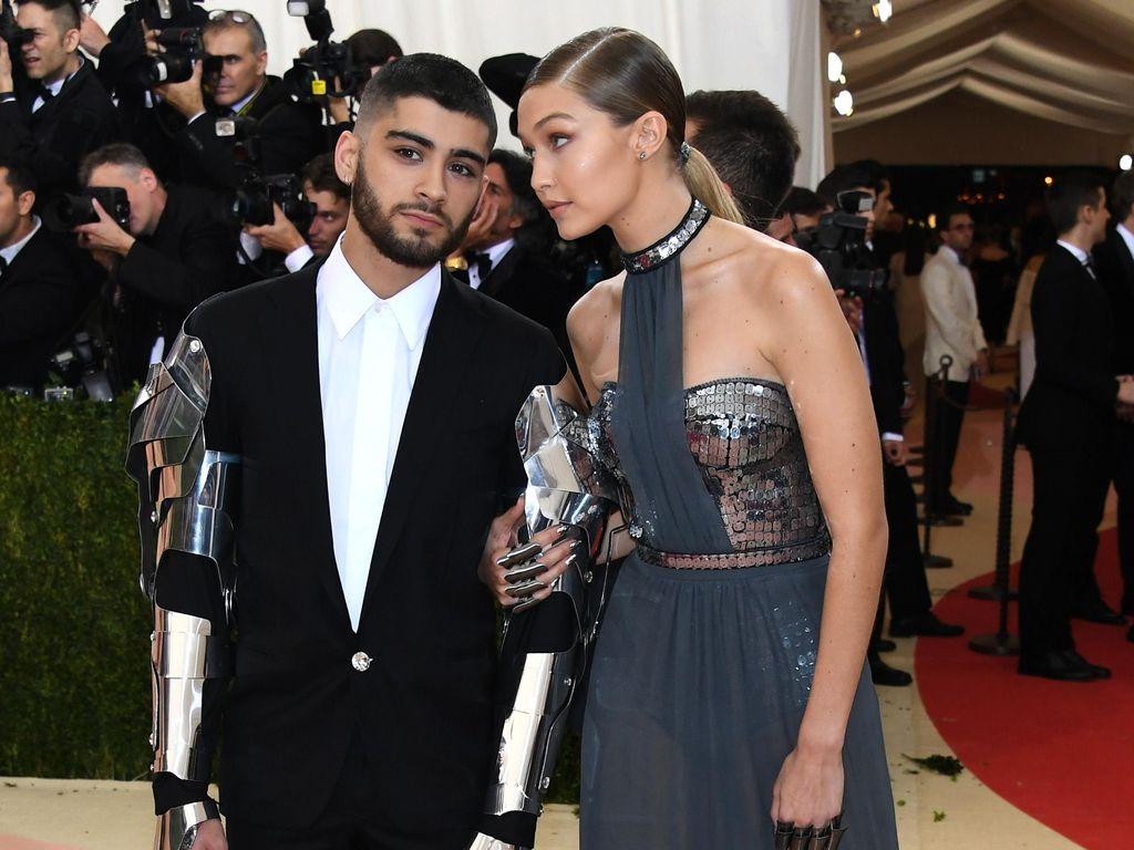 Zayn Malik dan Gigi Hadid Kembali Unggah Foto Mesra