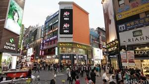 Kalau Mau Wisata Belanja di Korea, Ini Waktu Terbaiknya