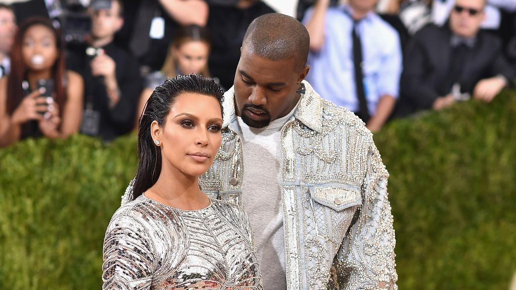 Kim Kardashian dan Kanye West di Ambang Perceraian?