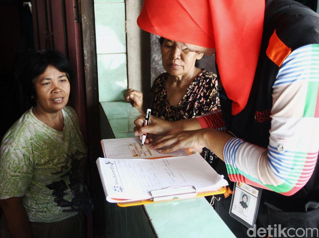 BPS Butuh 400 Ribu Orang Buat Sensus Penduduk 2020