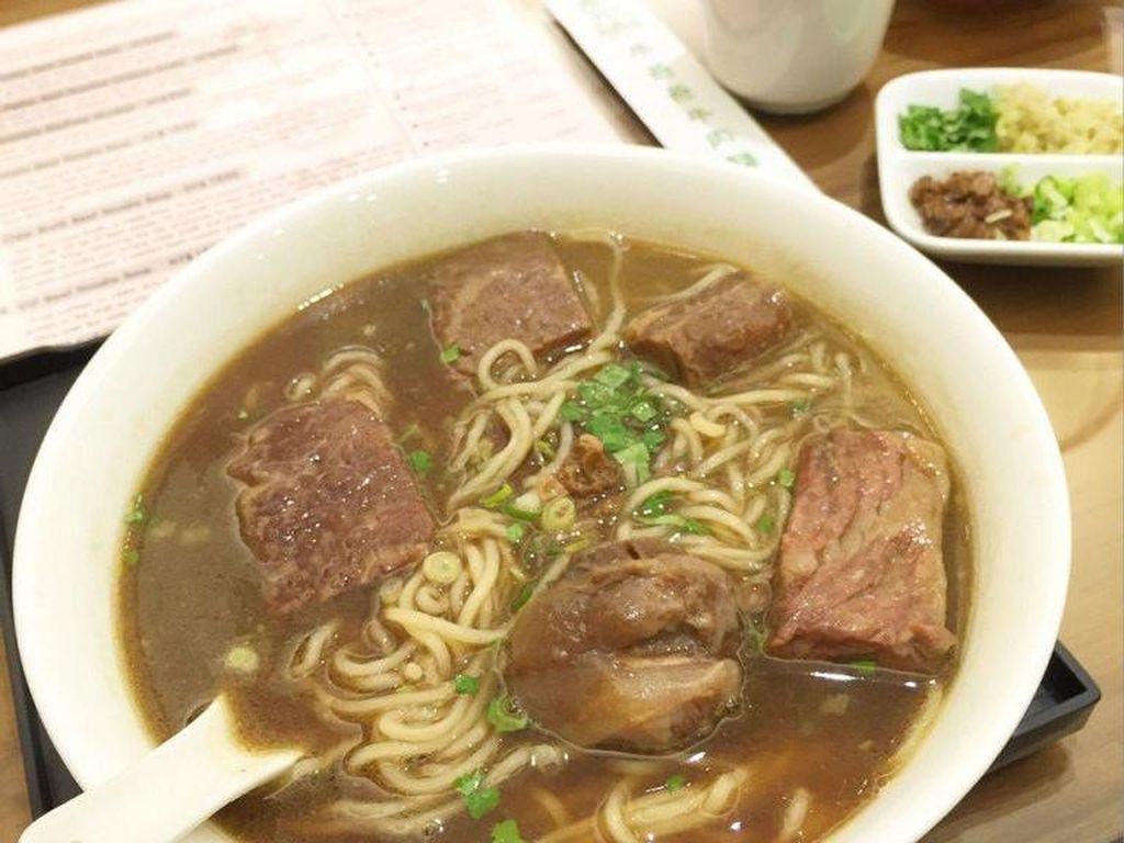 Wouw! Beef Noodle Soup Ini Harganya Rp 29 Juta Per Mangkuk