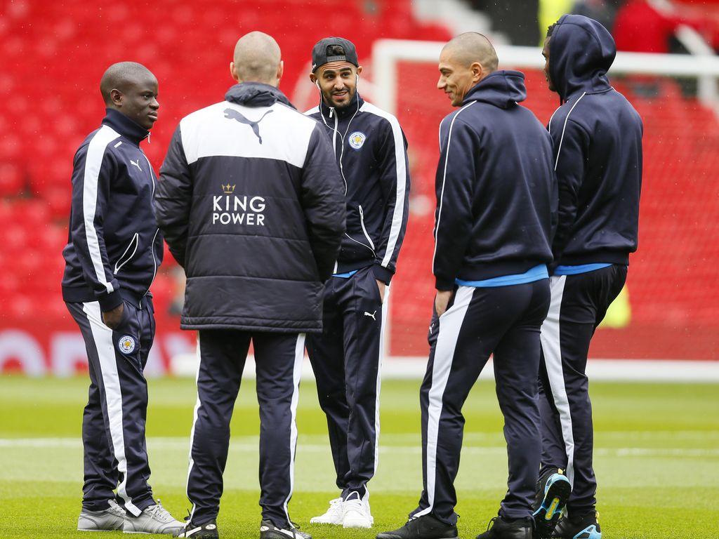 Ranieri Ingin Pemain Bintang Leicester Bertahan Setidaknya Satu Musim Lagi