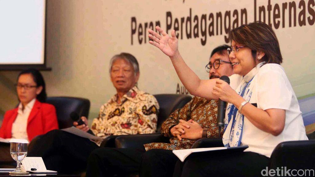 Diskusi Ketahanan Pangan di Indonesia