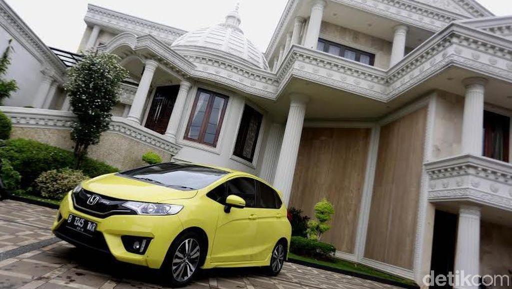 Audio Keren Mobil Aurel Hermansyah