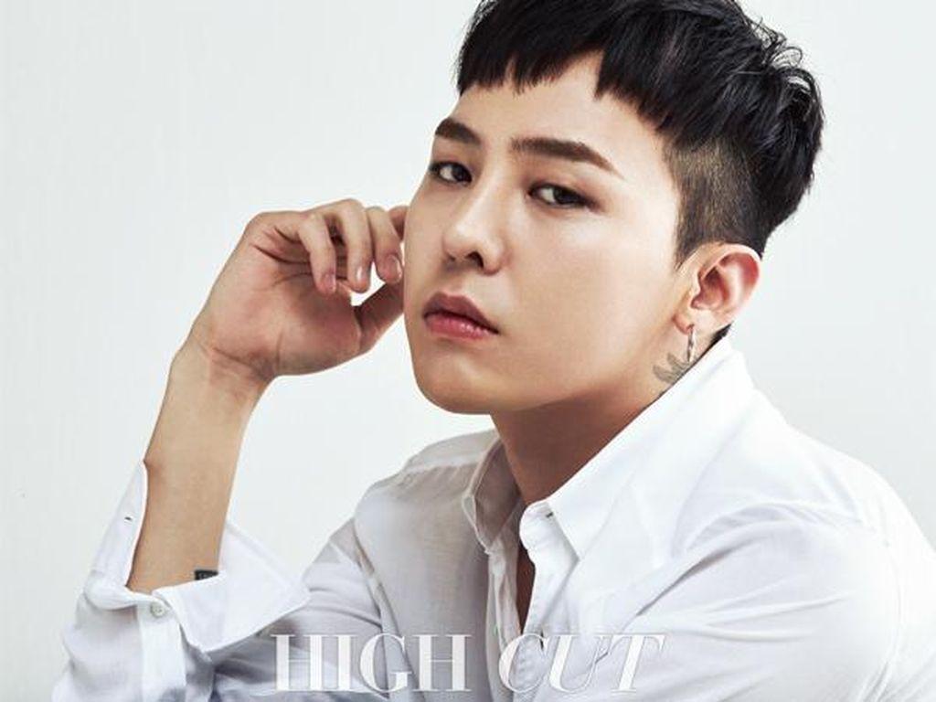 G-Dragon Jalani Operasi Pergelangan Kaki Kanan Saat Wajib Militer