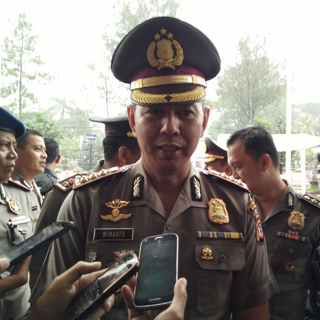 Polisi Siap Amankan Salat Berjamaah dan Doa Bersama 1212 di Bandung