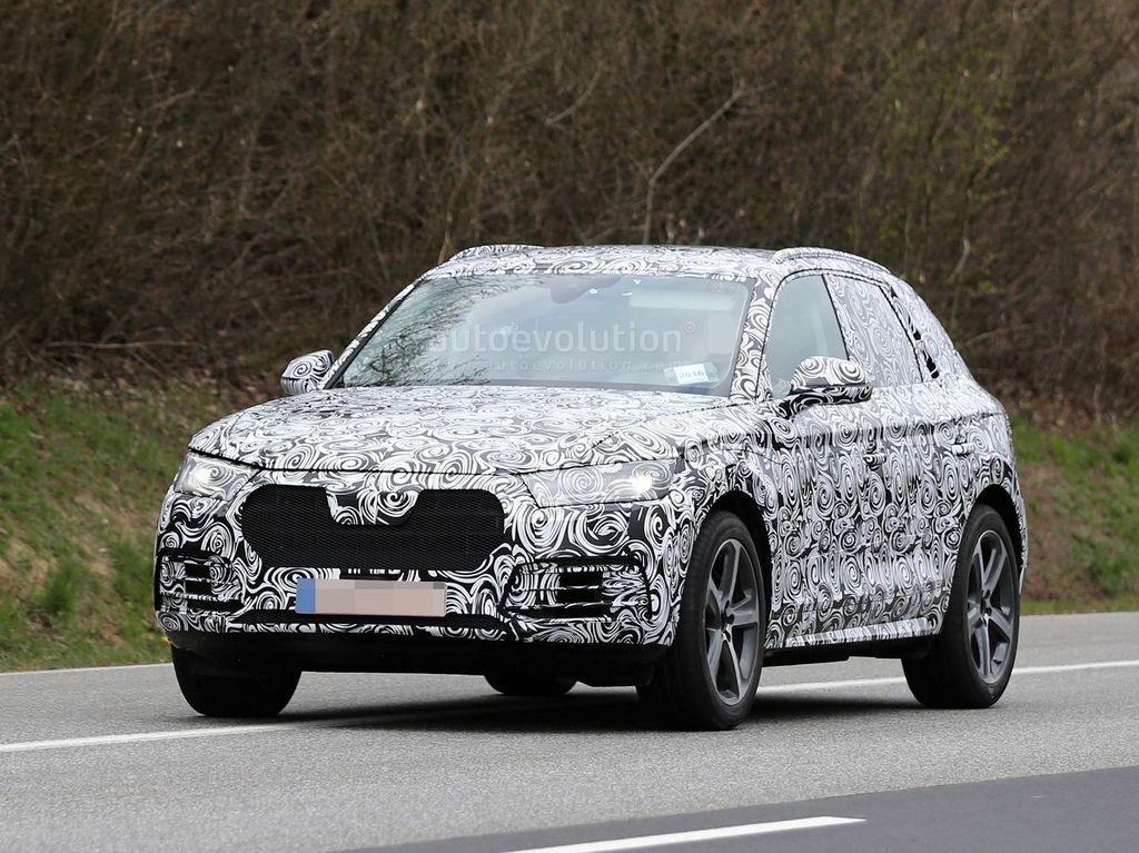Audi Mulai Pamer Q5 Anyar