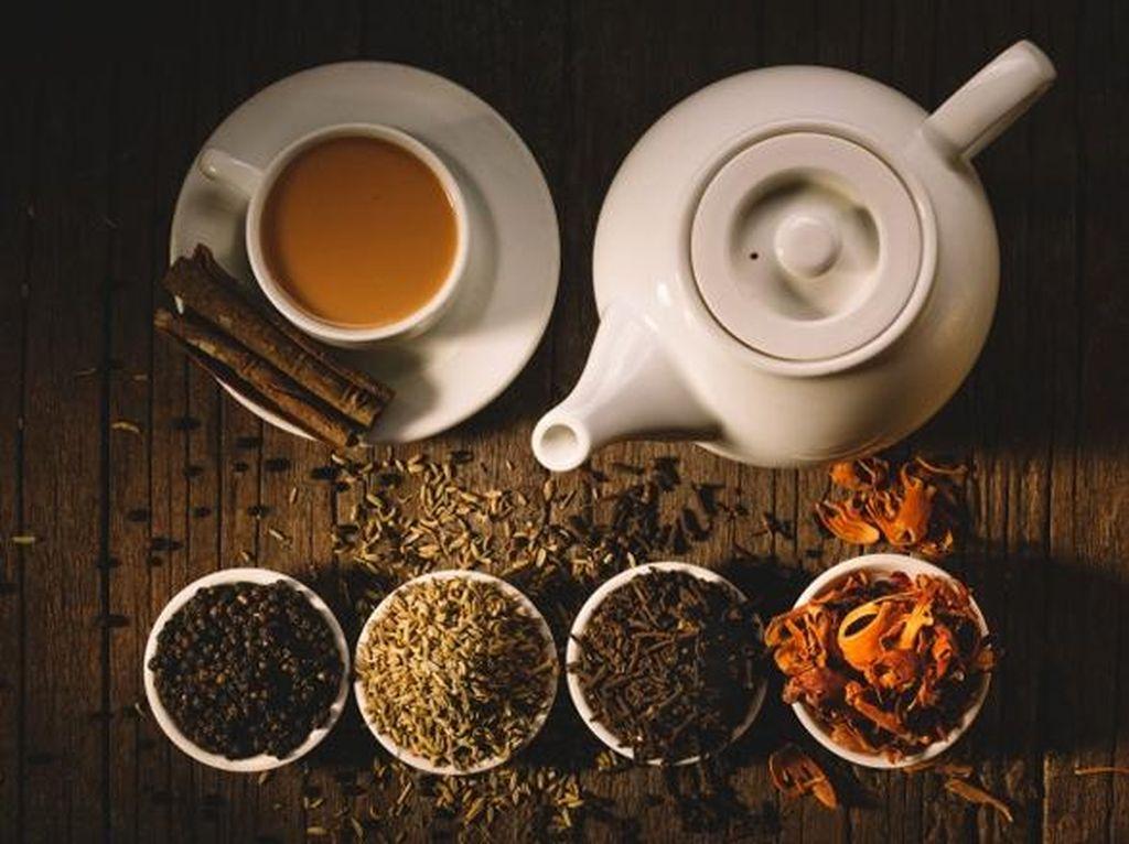 Kehujanan? Minum 4 Herba Ini Agar Tak Gampang Sakit