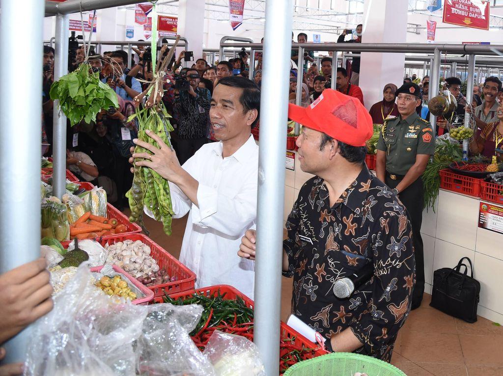 Jokowi Target Permak 5.000 Pasar Tradisional, Bagaimana Realisasinya?
