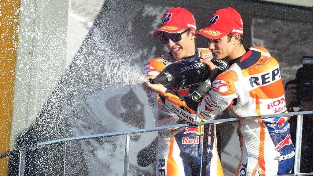 Marquez dan Pedrosa akan Jajal CBR250RR di Sentul