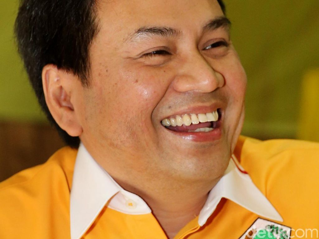 Aziz Syamsuddin, Calon Ketua DPR Pilihan Setya Novanto