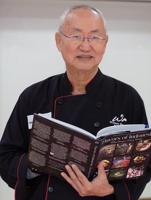 William Wongso: Pasar Tradisional Adalah Jantung Kuliner Indonesia