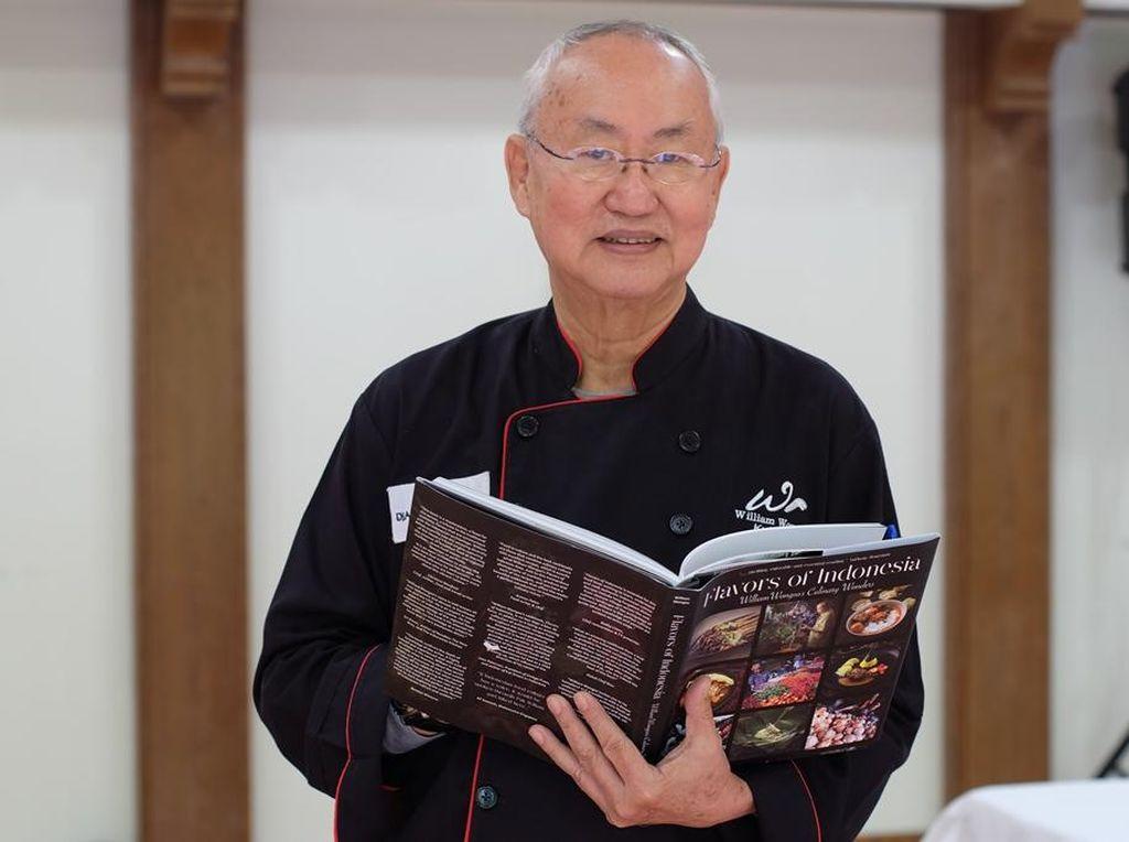 Sahabatan 40 Tahun, William Wongso Kehilangan Bondan Winarno