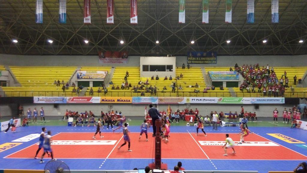 Proliga 2017 Segera Bergulir, Dimulai di Malang
