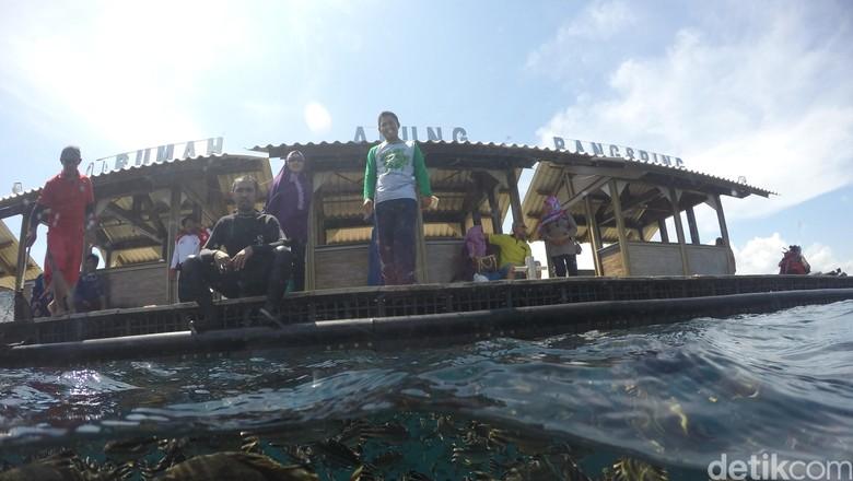 Wisata Bahari Bunder di Banyuwangi (Putri Akmal/detikTravel)