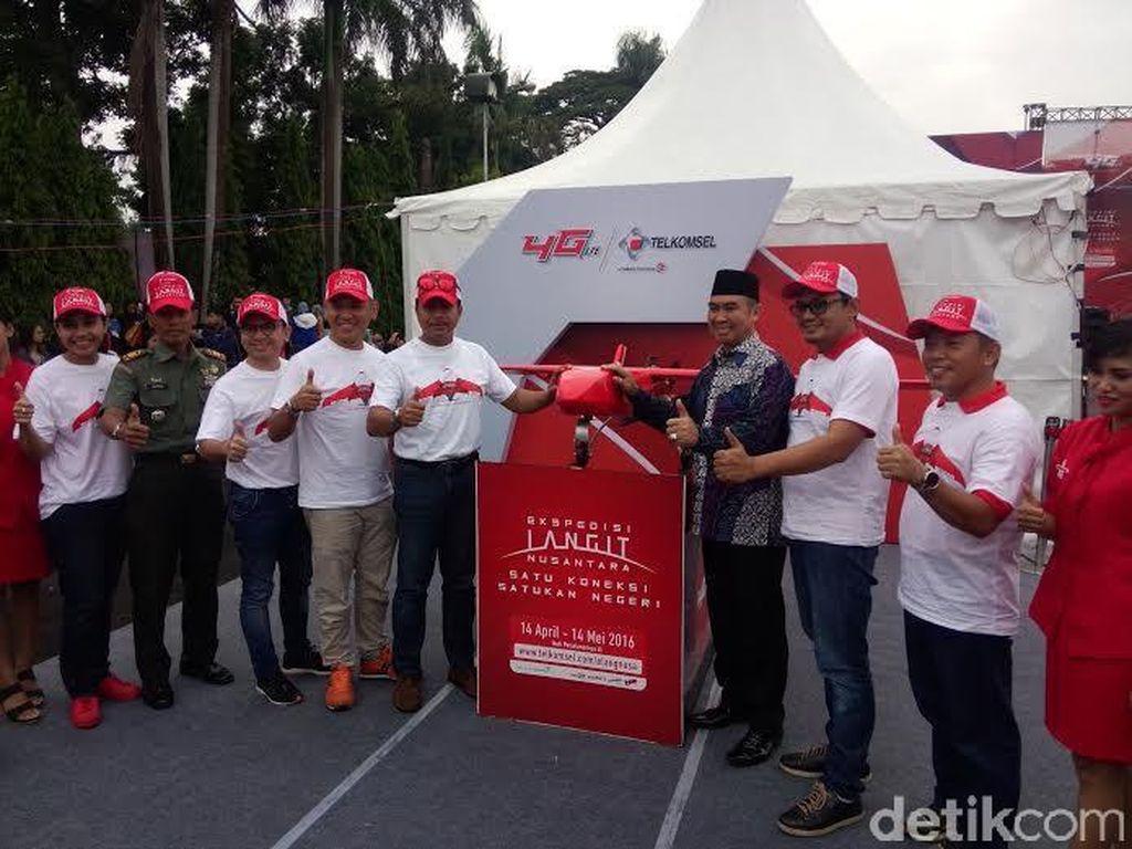Wali Kota Malang Bangga Destinasi Wisata Terekam Drone