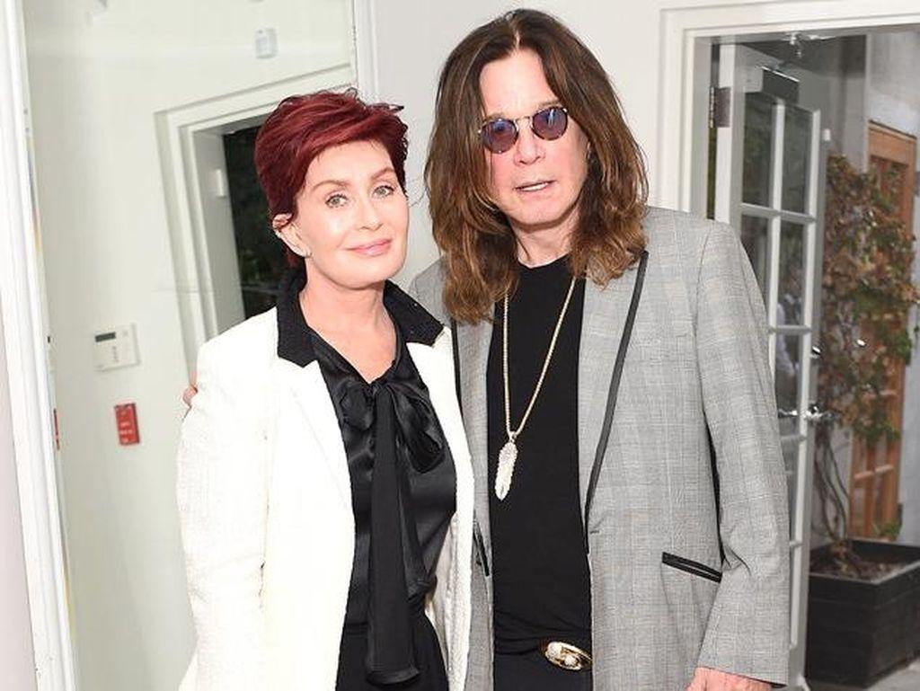 Sharon dan Ozzy Osbourne Rujuk