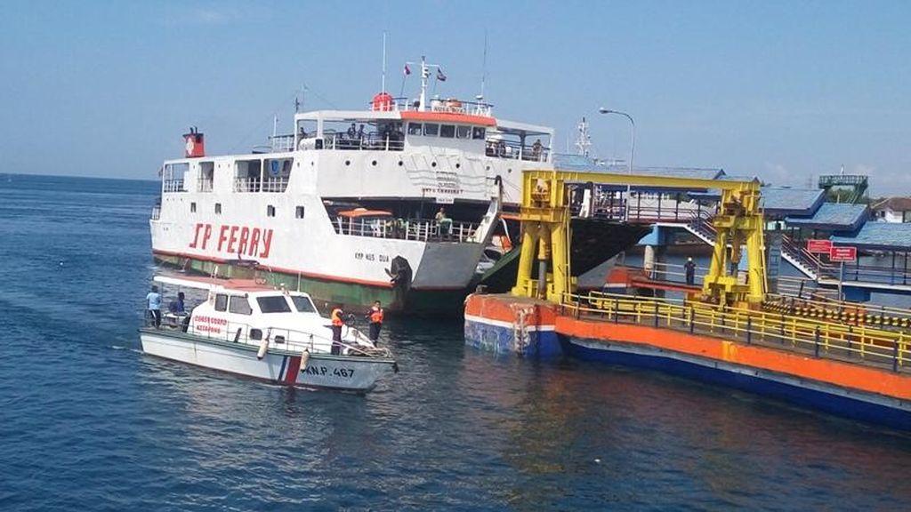 Hindari Antrean Panjang, ASDP Ketapang-Gilimanuk Percepat Bongkar Muat Kapal