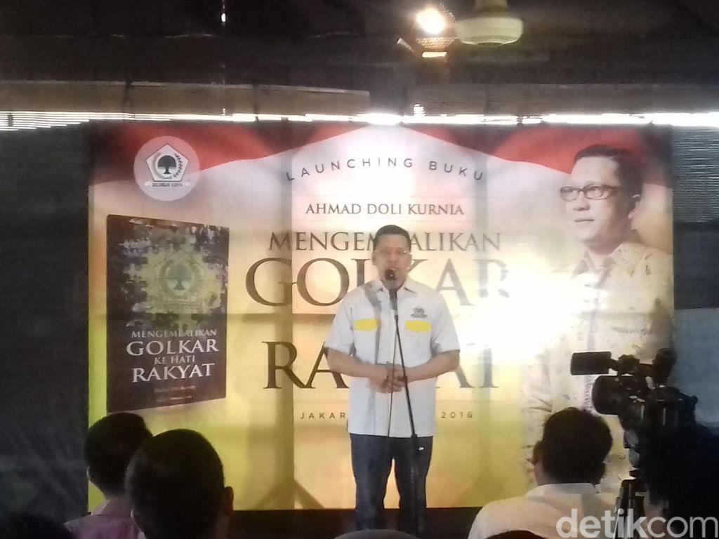 Kader Muda Golkar: Pergantian Ketua Fraksi Tanda Partai Tak Solid
