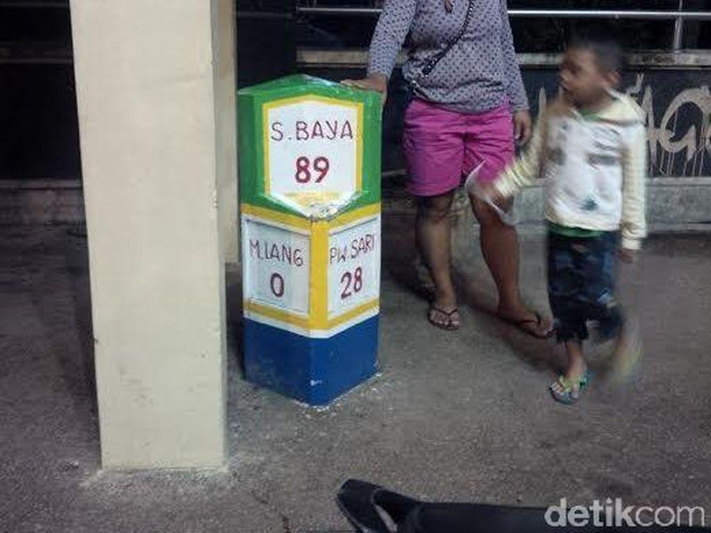 Tugu Titik Nol Bakal Jadi Ikon Baru Kota Malang