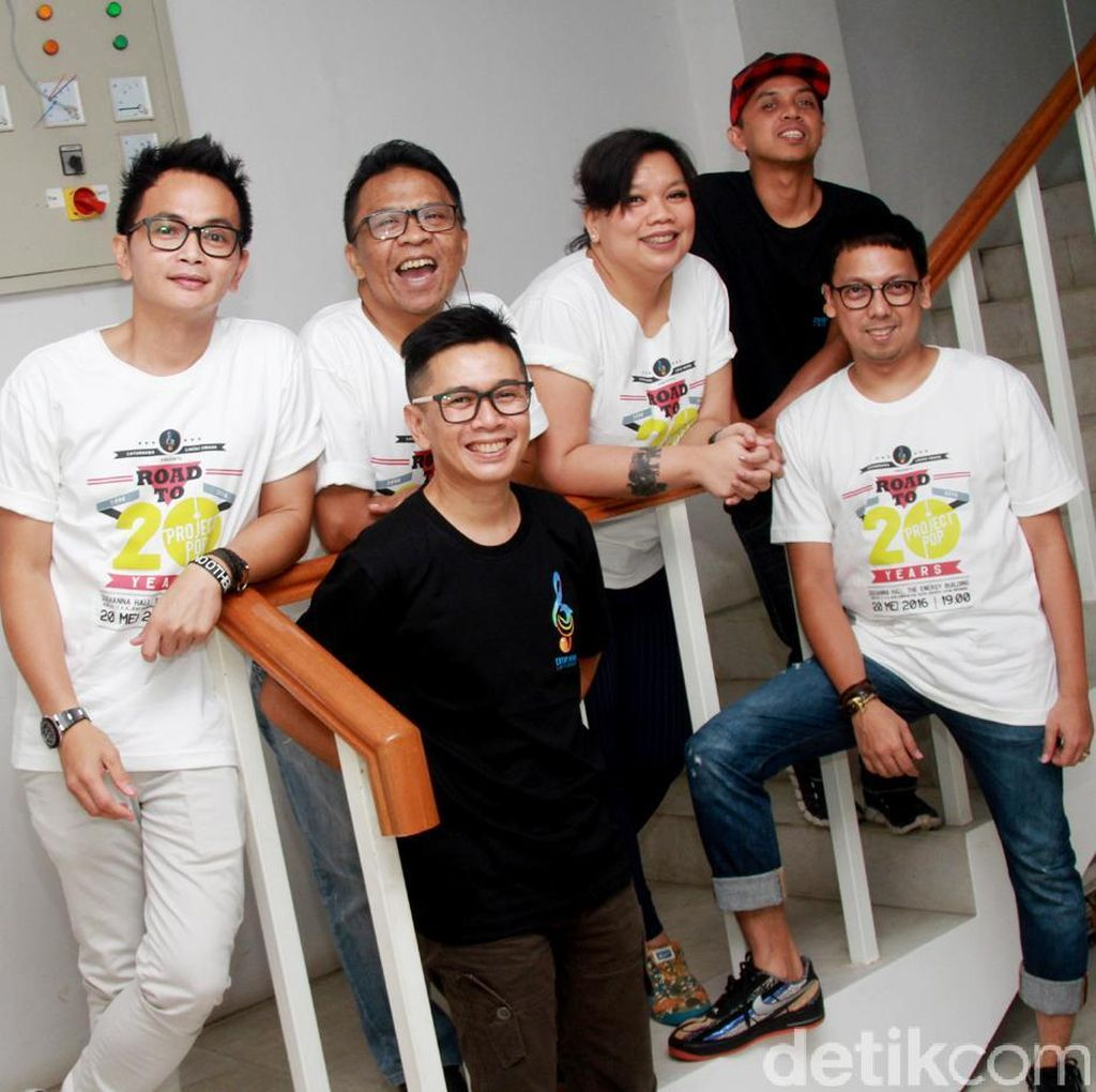 Project Pop Tak Pernah Lupakan Oon, Contoh untuk Grup Musik Lain