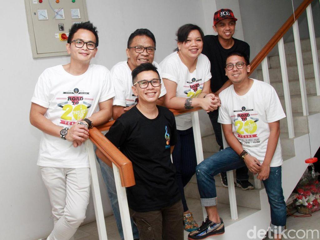 Tanpa Idealisme, Cara Project Pop Bertahan di Musik Indonesia
