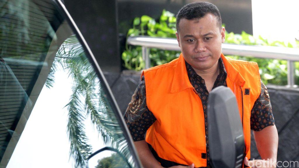 Bupati Subang Diperiksa KPK