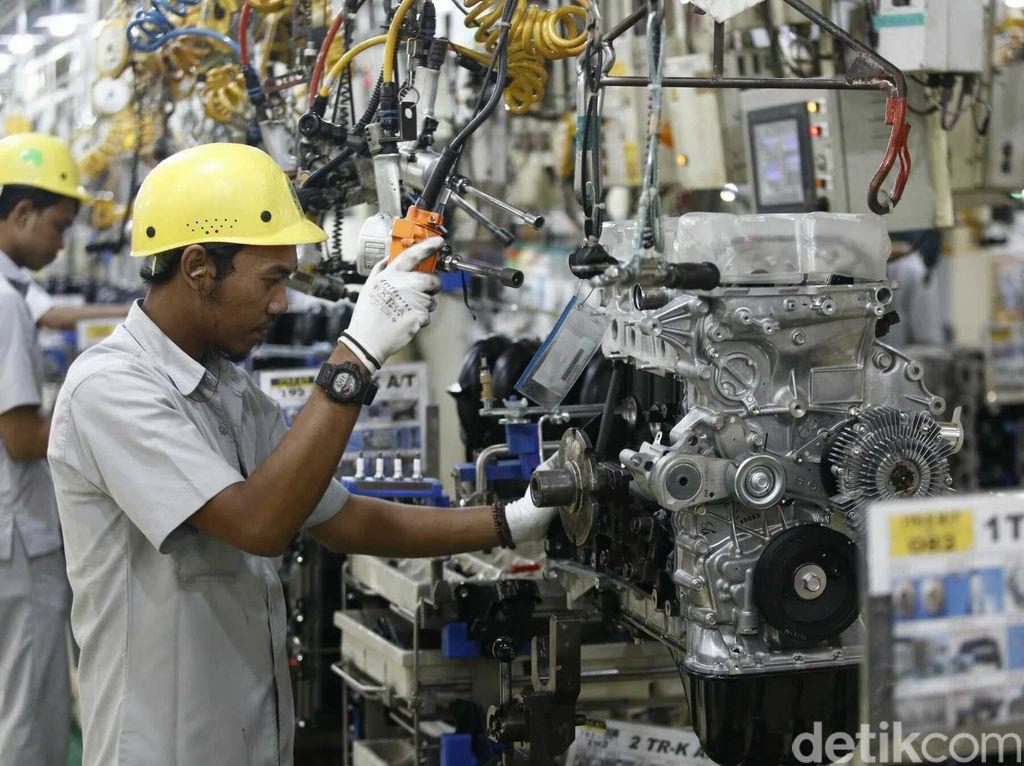 Toyota Indonesia Setop Produksi Selama 5 Hari