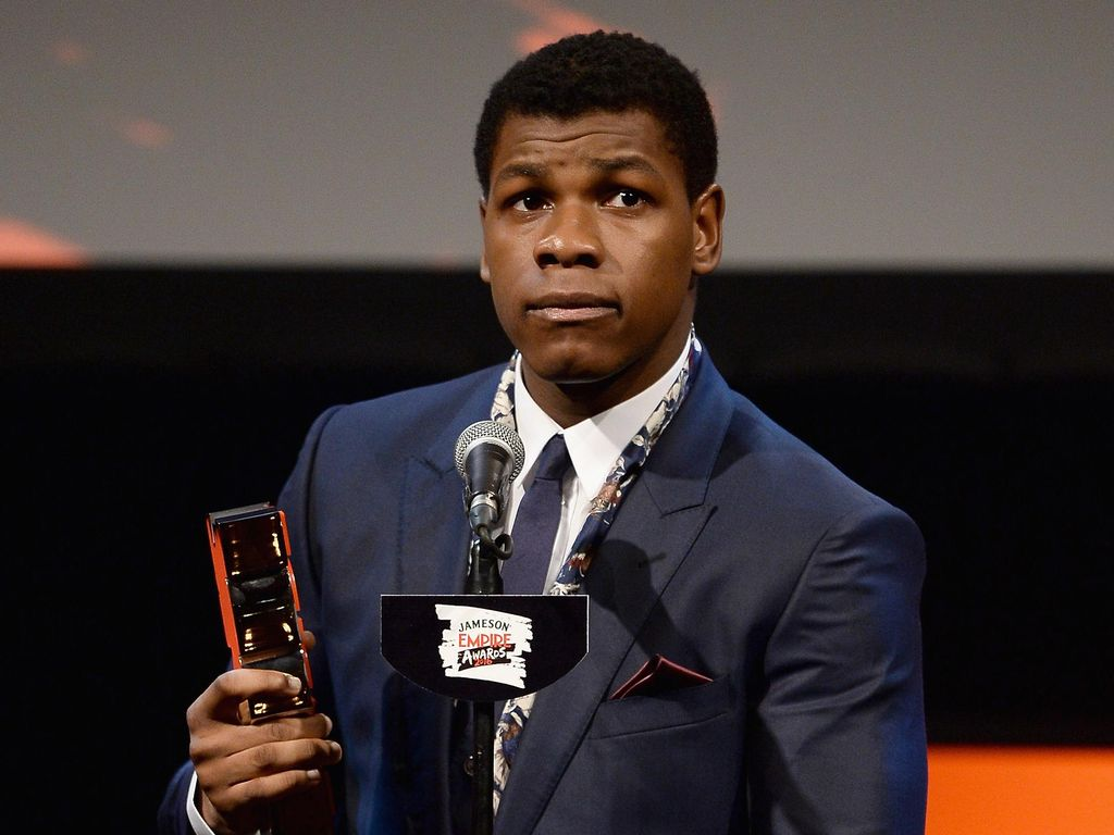 John Boyega Ikut Main Broadway Woyzeck di London