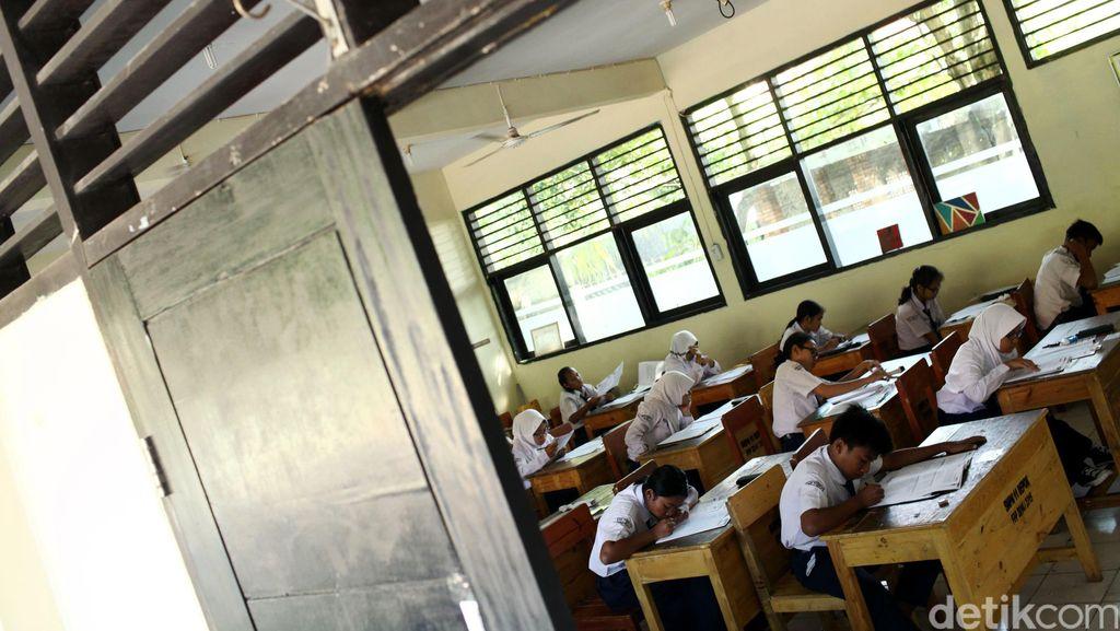 Pemerintah Bahas Penghapusan Ujian Nasional di Sidang Kabinet