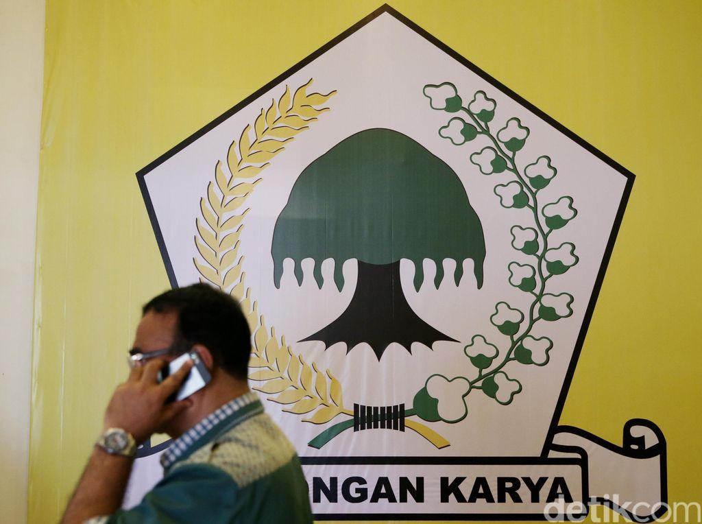 Golkar Sulsel Bergejolak, Ketua DPD Ngaku Dicopot karena Tolak Adik Nurdin Halid