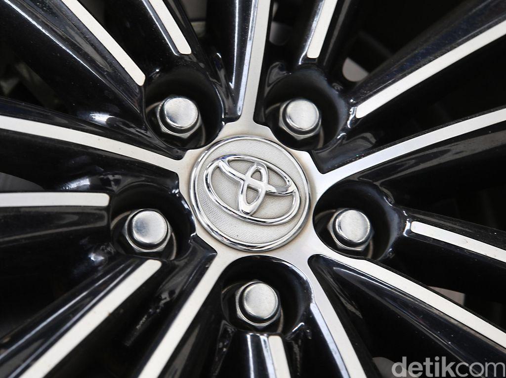Toyota Pakai Linux untuk Sistem Keamanan dan Hiburan
