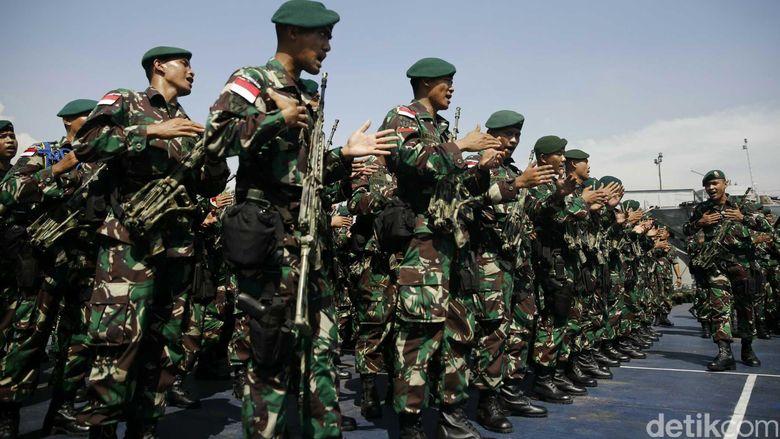 Wakil Ketua DPR Setuju TNI Dilibatkan Dalam Pemberantasan Terorisme