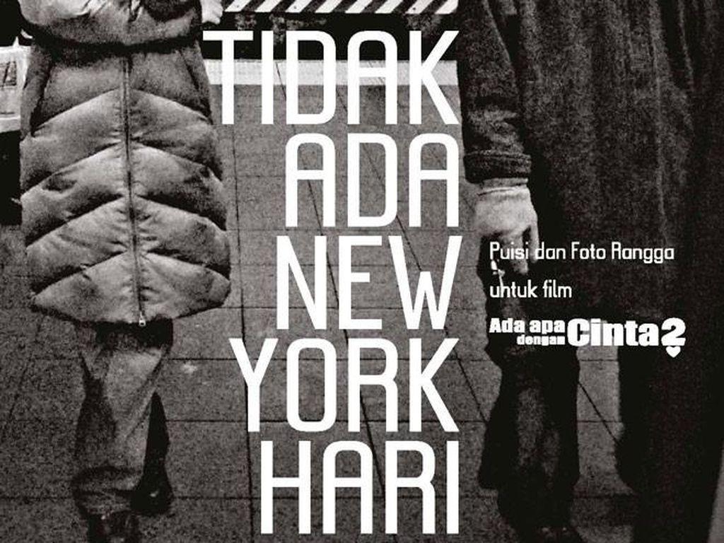 Dua Minggu Rilis, Tidak Ada New York Hari Ini Naik Cetakan ke-4