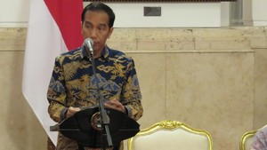 Jokowi ke Petani: Jangan Hanya Produksi, Kuasai Juga Bisnisnya