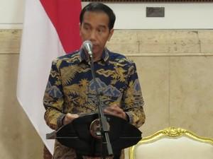 Raih WTP, Jokowi: Ini Kerja Keras Kita Dalam Gunakan Uang Rakyat
