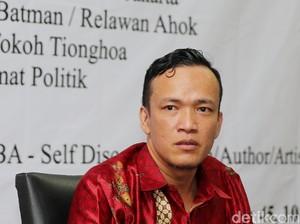 JoMan: Ambroncius Nababan Tak Dikenal di Kalangan Aktivis Pro-Jokowi